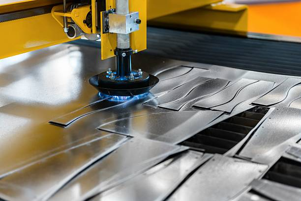 staal laten lasersnijden